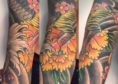 brazo-oriental-detalle-peonia-kuronekotattoo