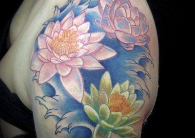 flores-kuronekotattoo-zaragoza
