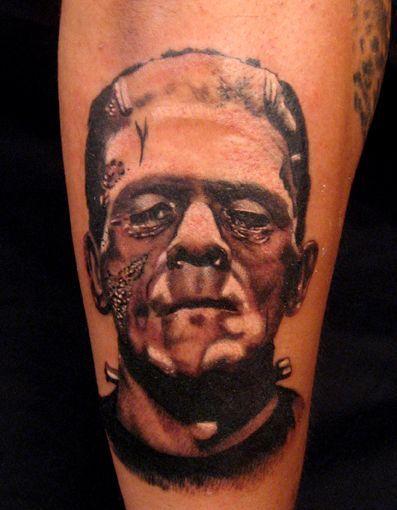 tattoo-frankeinstein