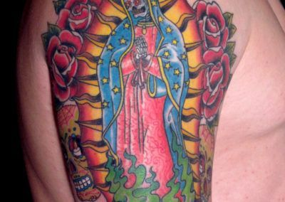 tattoo-virgen-sugar-skull