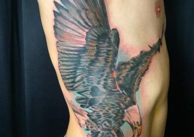 agila tattoo